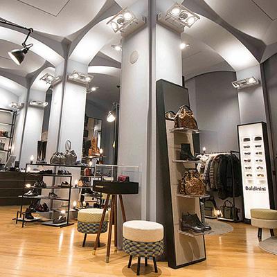 Baldinini: New Trend store at Oriocenter Fotoshoe Magazine