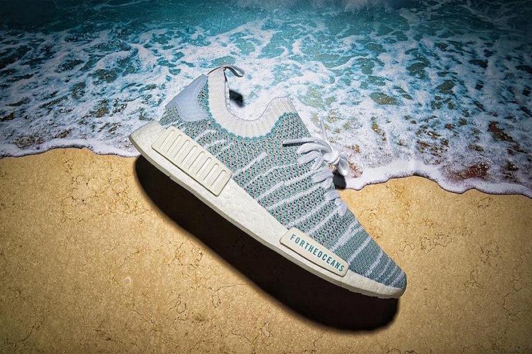 He Adidas Mission 100 Recycled Fotoshoe Magazine
